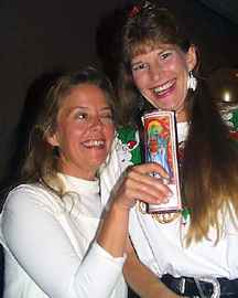 laurie and angie